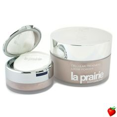 LaPrairie Cellular Treatment Loose Powder - No. 1 Translucent (New Packaging) 66g/2.35oz #LaPrairie #MakeupTrends #Summer2014 #Fall2014 #Makeup #LoosePowder #NudeBeauty #HotPick #FREEShipping #StrawberryNET