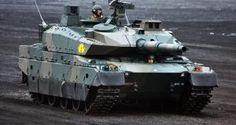 Type 10, o novo tanque japonês