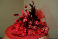 The Firecracker by AfternoonCrowns on Etsy, $180.00