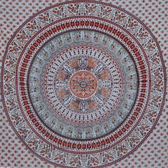 RED PARROT ELEPHANT MANDALA DORM & BEDROOM HIPPIE TAPESTRY WALL HANGING DECOR #RoyalFurnish #Traditional Beach Blanket, Picnic Blanket, Outdoor Blanket, Tapestry Beach, Tapestry Wall Hanging, Bohemian Room Decor, Sofa Covers, Parrot, Dorm