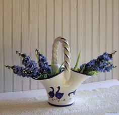 Rosenthal Netter Country Geese Line Ceramic by jpcountrymarket, $27.00