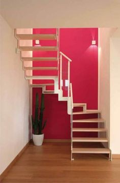 38+ Ideas stairs design house small spaces #house #design #stairs
