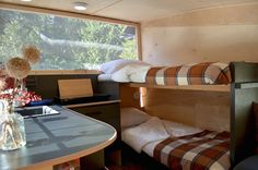 Homegrown Trailers solar-powered camper