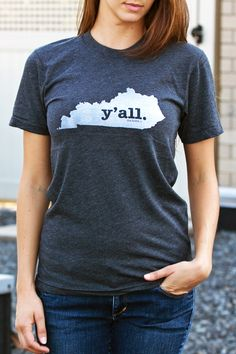 Kentucky Y'all T-Shirt | The Home T