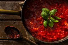 O que você precisa saber para preparar um molho marinara perfeito