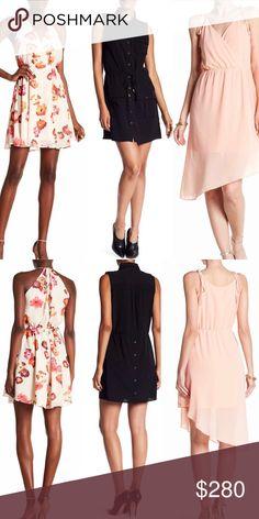 b01245469cbe1 TWO!! Haute hippie dresses !!NWT!! Haute hippie harmony dress   pink ...