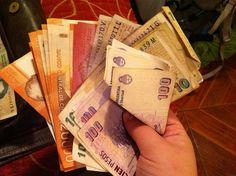 Pesos argentins et chiliens