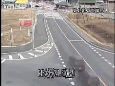 A close call run from the flood? So it does happen in real-life!. Drive baby Drive! You think they made it?