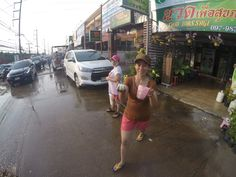 Songkhran, Thai New Years - Dave's Travel Corner - Historically April is the hottest month of the year in Thailand. Presumably the warmest days are mid month – conveniently this is when Songkran is held every year.