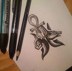 Egyptian symbol tattoos More