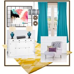 MyLittleFrance 5 by ekaterinadmitrieva on Polyvore featuring polyvore, interior, interiors, interior design, дом, home decor, interior decorating, Cyan Design and Myne