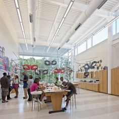Gallery Of Barcelona Elementary School / Baker Architecture + Design   4 |  Arquitetura, Fotos E Escolas De Ensino Fundamental Part 65