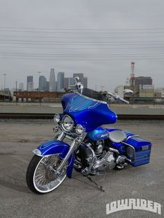 11 2002 Harley Davidson Road King Klock Werks Rear Fender Photo 13