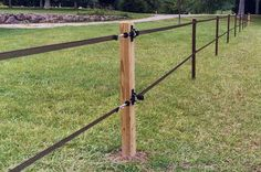 HORSEGUARD FENCE :The Posts