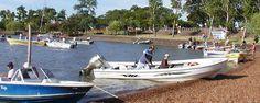 Pesca en la costanera