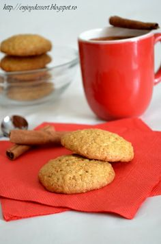 Search Results biscuiti cu mere Sweets Recipes, Baby Food Recipes, Cake Recipes, Apple Cookies, Biscuits, Oatmeal, Sweet Treats, Bbq, Good Food