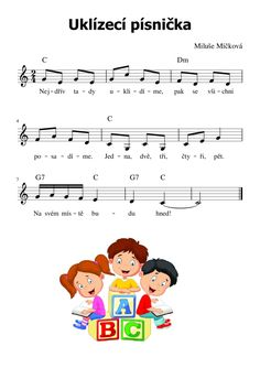 Uklízecí písnička : Miluše Míčková – MUZIKA VE ŠKOLE Preschool Projects, Activities For Kids, Kids Songs, Kids And Parenting, Montessori, Kindergarten, Classroom, Education, Learning