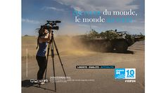 GEDEON Broadcast design company / France 24 - 10 years anniversary France 24, 10 Year Anniversary, 10 Years, Design