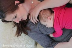 100 Ways to Encourage a New Mom, this is a seriously good list. Use it!