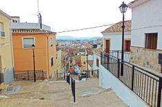 Hellín, Provincia de Albacete. Spain,    [By Valentin Enrique].