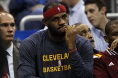 NBA 2015: LeBron James to Sit Out Games in Protest? Check Details - http://www.sportsrageous.com/sports/nba-2015-lebron-james-to-sit-out-games-in-protest-check-details/3754/