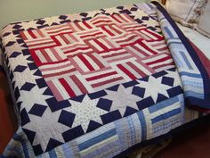 July 4th quilt