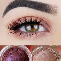 New Mineral Eyeshadow Duo Get This Look All Natural Vegan Eyeshadow... ($12) ❤ liked on Polyvore featuring beauty products, makeup, eye makeup, eyeshadow, bath & beauty, grey, hypoallergenic eye shadow, blending brush eyeshadow, mineral eye makeup and hypoallergenic eyeshadow