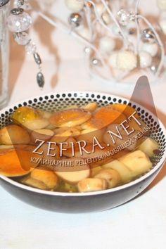 Маринованные белые грибы-домашние рецепты с фото