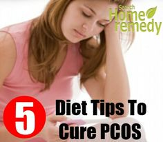5 Diet Tips For PCOS