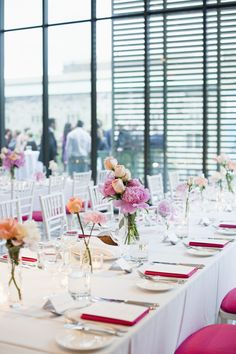 Any wedding that starts and ends in peonies is a perfect day in my book. And this Gardiner Museum soiree? Wedding Gold, Wedding Bells, Wedding Table, Wedding Flowers, Wedding Dreams, Dream Wedding, Wedding Day, Destination Wedding Decor, Wedding Venues