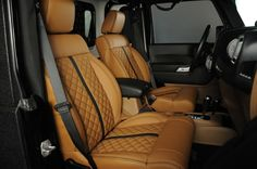 Custom 2012 Jeep Wrangler JK8 Sahara with XRC Bumpers and Metal Cloak Fender Flares: Custom Leather