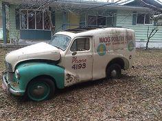 1950-Austin-D40-Van