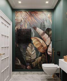 Home Decor – Decor Ideas – decor Home Room Design, Home Interior Design, Interior Colors, Interior Livingroom, Contemporary Interior Design, Interior Ideas, 3d Wall Art, Wall Murals, Art Walls