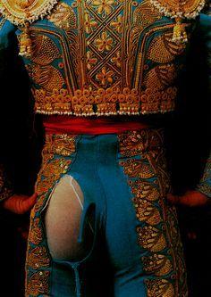 ♂ Tribal Ethnic Exotic Man Fashion Matador