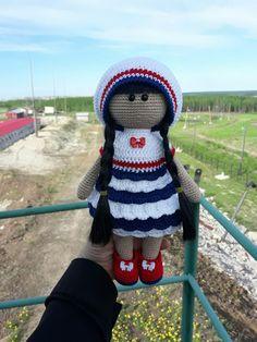 Вязаные куколки от Yuli_amigurumi