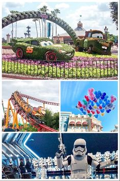 Wonder what it's like to visit Disney World in April? I have you covered with this guide that will tell you about the weather, what to pack, where to get discount tickets, and a crowd calendar! Disney World Park Hours, Disney World Parks, Disney World Planning, Disney World Resorts, Disney Vacations, Disneyland California, Disney California Adventure, Orlando Weather, Disneyland Resort Hotel