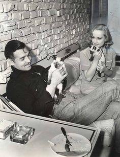 Clark Gable.