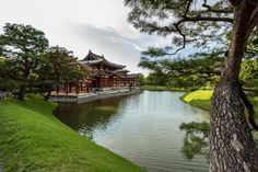 Byōdō-in Temple 平等院, Uji (Kyōto), Japan.
