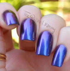 GlitterDaze Awesomeness Overdose #thepolishedmommy #polish #color #nailart - bellashoot.com