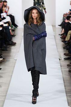 New York Fall 2013 Trend Report - Runway Fall Fashion Trends 2013 - Harpers BAZAAR