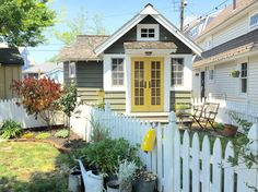 Check out this awesome listing on Airbnb: The Little Fisherman's Cottage - Cabins for Rent in Ocean City