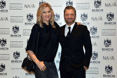 Natasha Stefanenko and Maurizio Braschi #braschi #fur #celebrity #fashion #glamour #style #classy #luxury