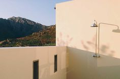 Miss Moss // India House  - must have an outdoor shower someday.