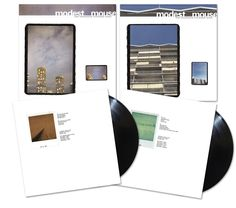 "Modest Mouse ""The Lonesome Crowded West"" (1997/2014) (**LP Backordered-ships by Dec. 1)"