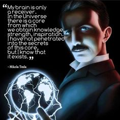 """The Education Road : A """"Thought 4 the Day"""" From the Great Tesla: The E..."""