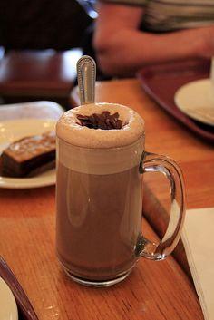 hot Chocolat  Pause