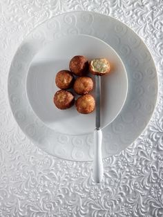 Easy 3 cheeses croquettes