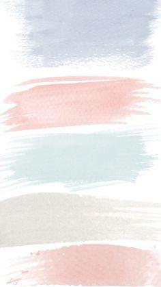 Phone screensaver, iphone wallpaper, paintbrush strokes back Frühling Wallpaper, Spring Wallpaper, Pink Wallpaper Iphone, Pink Iphone, Trendy Wallpaper, Pastel Wallpaper, Aesthetic Iphone Wallpaper, Cute Wallpapers, Aesthetic Wallpapers