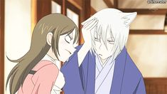 Kamisama Kiss / This is true love.