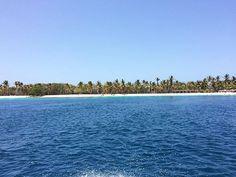 Nos envian esta foto de Cayo Sombrero en este instante❗️ 11:55am con quien te gustaria ❓ cortesia @caribenegra